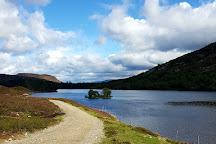 Loch Gynack, Kingussie, United Kingdom