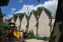 Paroisse Saint-Julien-le-Pauvre, Paris, France