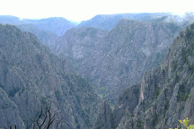 Tomichi Point, Black Canyon Of The Gunnison National Park, United States