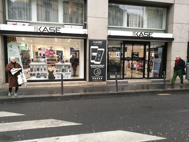 The Kase PARIS AUBER