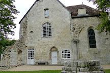 Abbaye de Bonport, Pont-de-l'Arche, France