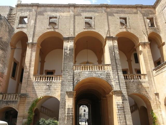 Palazzo Imperiali - Filotico