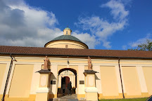 Marian Sanctuary in Stoczek Klasztorny, Stoczek Klasztorny, Poland