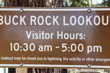 Buck Rock Lookout, Sequoia and Kings Canyon National Park, United States
