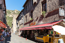 Ramparts of Villefranche-de-Conflent, Villefranche-de-Conflent, France