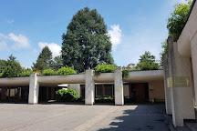 Cimetiere du Bois-de-Vaux, Lausanne, Switzerland