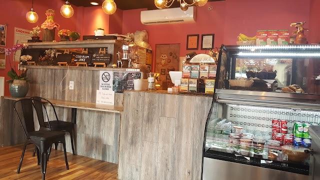 Good Vibes Coffee Shop