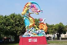 Hatta Yoichi Memorial Park, Tainan, Taiwan