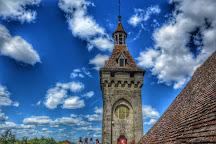 Remparts du Chateau, Rocamadour, France