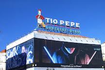 Puerta del Sol, Madrid, Spain