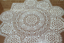 Pag Lace Gallery, Island of Pag, Croatia