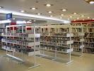 Главная библиотека на фото Вентспилса