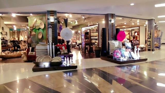 O.R Tambo International Airport Duty Free Mall