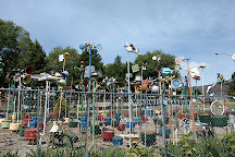 Gehrke Windmill Garden, Grand Coulee, United States