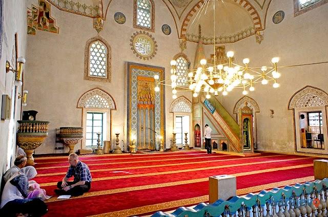 Mosquée impériale de Sarajevo