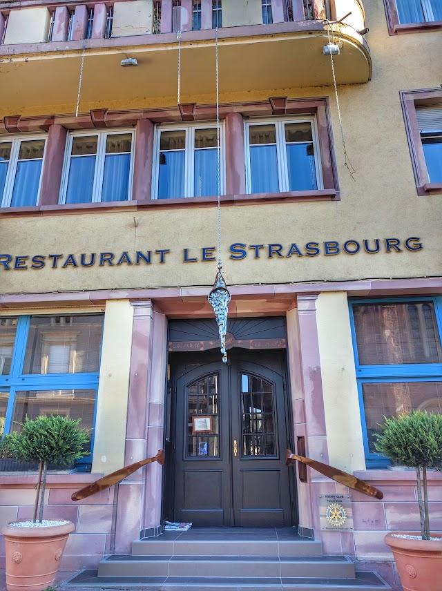 Hôtel Restaurant Le Strasbourg
