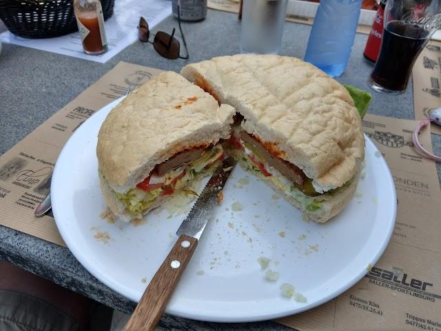 T Bagetje, Fast food