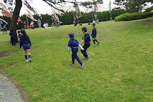 Minatoguchi Park, Numazu, Japan