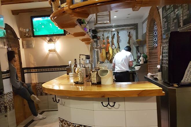 Bar Las Piedras, Madrid, Spain