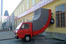Kunsthalle Krems, Krems an der Donau, Austria