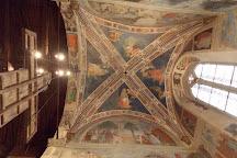 Basilica di San Francesco, Arezzo, Italy