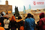 Azerbaijan Traveller, улица Низами, дом 63 на фото Баку