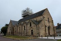 Eglise Saint-Germain, Barneville-Carteret, France