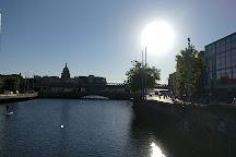 Rosie Hackett Bridge, Dublin, Ireland