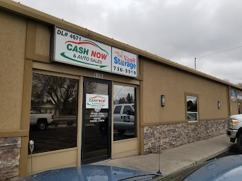 Cash Now and Auto Sales Payday Loans Picture