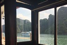 Rosy Cruise, Halong Bay, Vietnam