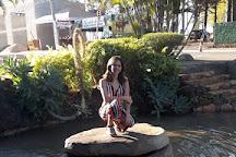 Monumento das Aguas, Caldas Novas, Brazil