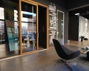 Stellino Design | Garofoli Store - Finestre Sciuker - Schuco - Grate a scomparsa