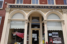 American Museum of Magic, Marshall, United States