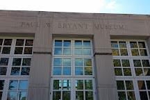 Paul W. Bryant Museum, Tuscaloosa, United States