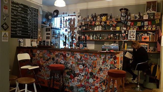 The Bookshop Alehouse