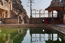 Monkey Temple, Jaipur, India