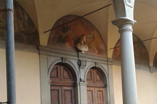 Monastero di Santa Maria degli Angeli, Florence, Italy