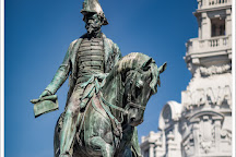Monumento a Dom Pedro IV, Porto, Portugal