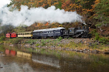 Durbin and Greenbrier Valley Railroad, Elkins, United States