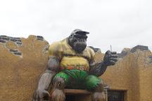 Jungle City, Tournai, Belgium
