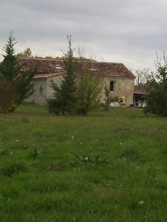 Église Saint-Sigismond de Vialère