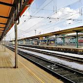 Железнодорожная станция  Česká Třebová nádr.