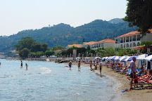 Argassi beach, Argassi, Greece