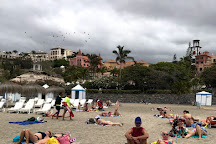 Playa del Duque, Costa Adeje, Spain