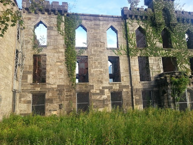 Renwick Ruin