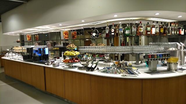 Lufthansa Senator Lounge Terminal 1, departure area B