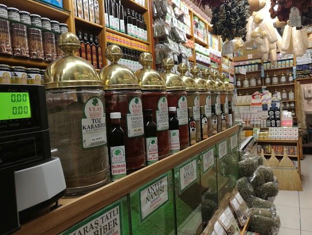 Ulaş Baharat, Aktariye, Naturel ve Organik Ürünler