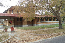 Frank Lloyd Wright's Allen House, Wichita, United States
