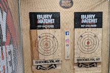 Bury the Hatchet Brooklyn - Axe Throwing, Brooklyn, United States