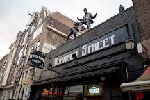 Bourbon Street, Amsterdam, The Netherlands